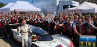 El Porsche 919 Hybrid Evo bate el récord del Nürburgring Nordschleife - SoyMotor
