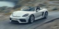 Porsche 718 Spyder 2020: deportividad extrema con clase - SoyMotor.com