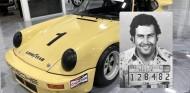 El Porsche 911 RSR de Pablo Escobar está a la venta - SoyMotor.com