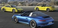 Porsche 911 Targa: la historia de un 'nueveonce' diferente - SoyMotor.com