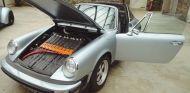 Porsche 911 SC Targa eléctrico - SoyMotor.com