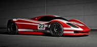 El Porsche 917 Concept llega para celebrar los 50 años del modelo - SoyMotor.com