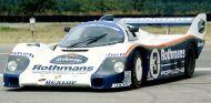 El Porsche 956 marcó una época entre 1982 y 1986 - SoyMotor