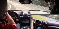 Porsche Cayman GT4 - SoyMotor.com