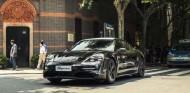 Porsche Taycan: ¡cazado con su forma definitiva! - SoyMotor.com