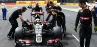 Lotus, en problemas - LaF1.es