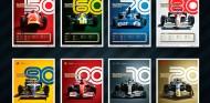 La F1 lanza una colección de pósteres conmemorativos por su 70º aniversario - SoyMotor.com