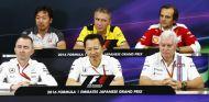 Rueda de prensa del GP de Japón F1 2016: Viernes - SoyMotor.com