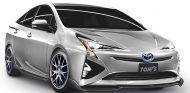 Este es el nuevo y radical aspecto del Toyota Prius tras el trabajo de Tom's Racing - SoyMotor
