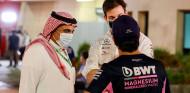 Arabia Saudí, dispuesta a hablar de derechos humanos con los pilotos - SoyMotor.com