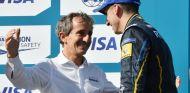 Alain Prost y Sébastien Buemi - SoyMotor.com