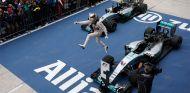 Alain Prost alaba el trabajo de Mercedes durante los últimos años en la F1 - LaF1