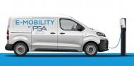 Las furgonetas compactas de PSA será eléctricas en 2020 - SoyMotor.com