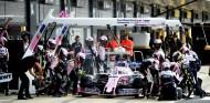 Sergio Pérez en el GP de Gran Bretaña F1 2019 - SoyMotor