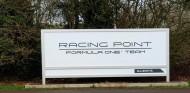 La FIA acudió a la fábrica de Racing Point a inspeccionar su coche 2020 - SoyMotor.com
