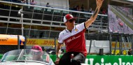 Kimi Räikkönen en el GP de Italia F1 2019 - SoyMotor.com