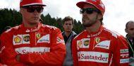 """Kimi Räikkönen: """"La F1 es más sencilla ahora"""""""