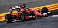 Kimi Räikkönen con el SF15-T en el Red Bull Ring - LaF1