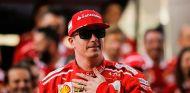 Kimi Räikkönen en Yas Marina - SoyMotor.com