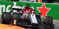 Alfa Romeo en el GP de Canadá F1 2019: Viernes - SoyMotor.com