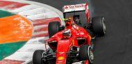 Räikkönen sufre una sanción por cambiar la caja de cambios - LaF1