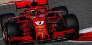Kimi Räikkönen en Baréin - SoyMotor.com