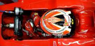 Kimi Räikkönen recuerda que su contrato con Ferrari tiene una opción para 2016