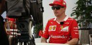 Räikkönen, durante la jornada del jueves en Canadá - SoyMotor.com