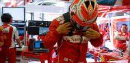 Kimi Räikkönen en Hungría - LaF1
