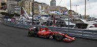 Kimi Räikkönen en Mónaco - LaF1