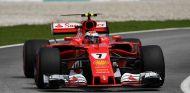 Räikkönen en Malasia - SoyMotor.com