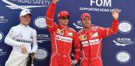Räikkönen hacía nueve años que no lograba una Pole Position - SoyMotor.com