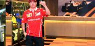 Räikkönen en Singapur - SoyMotor.com
