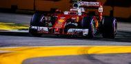 Räikkönen se ha mostrado muy fuerte durante la jornada de hoy - LaF1