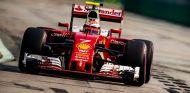 Räikkönen perdió el podio por una decisión estratégica que defiende el equipo - LaF1