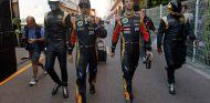 """Romain Grosjean sobre Kimi Räikkönen: """"No tiene confianza"""" - LaF1.es"""