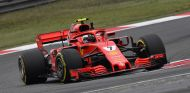 Kimi Räikkönen en Shanghái - SoyMotor.com