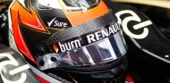 Kimi Raikkonen en el Lotus E21
