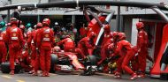 Räikkönen lamenta que los comisarios no actuaran en Mónaco