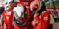 Räikkönen y Vettel tienen problemas parecidos en sus coches - LaF1.es