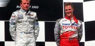 Ralf Schumacher aprueba que Ferrari renovara a Räikkönen - SoyMotor.com