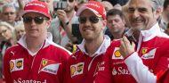 """Ferrari: """"Hablar de contratos ahora sólo distraerá a los pilotos"""" - SoyMotor"""