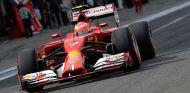 Räikkönen acepta a Vettel como compañero en Ferrari