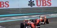 Räikkönen y Vettel no pudieron ganar carreras en 2016 - SoyMotor