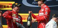 Vettel gana en Hungría escoltado por Räikkönen; Alonso 6º y Sainz 7º - SoyMotor.com