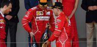 """Vettel: """"Puedo entender que Räikkönen no esté contento"""" - SoyMotor.com"""