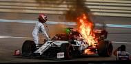 Alfa Romeo en el GP de Abu Dabi F1 2020: Viernes - SoyMotor.com