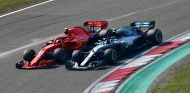 Kimi Räikkönen y Valtteri Bottas en China – SoyMotor.com