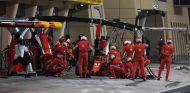 Parada de Ferrari en el GP de Baréin de 2018 – SoyMotor.com