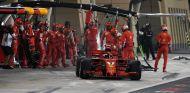 Parada de Kimi Räikkönen en el GP de Baréin de 2018 – SoyMotor.com